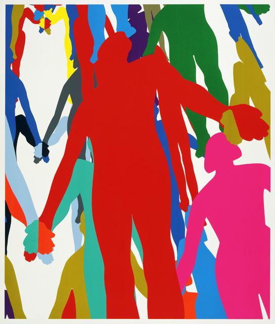 , 'Human Structures #1,' 2005, Gemini G.E.L. at Joni Moisant Weyl