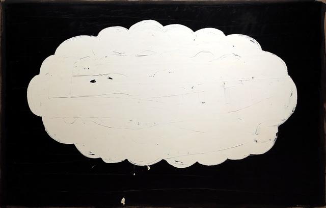 , 'Núvol Blanc,' 1991, Galeria Carles Taché