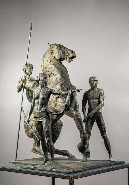 , 'La révolte,' 2014, Galerie Bayart