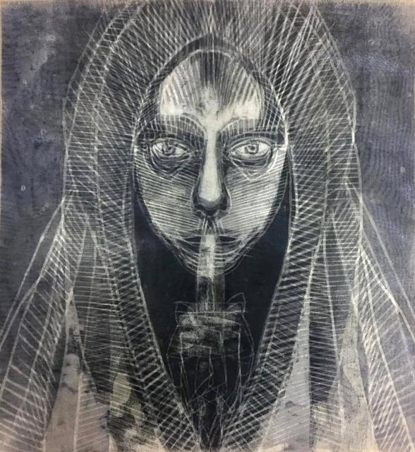 , 'Silencio,' 2017, The Untitled Space