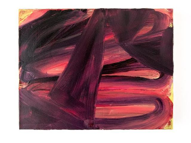 , 'Dark Rose Gold,' 2014, Maddox Arts
