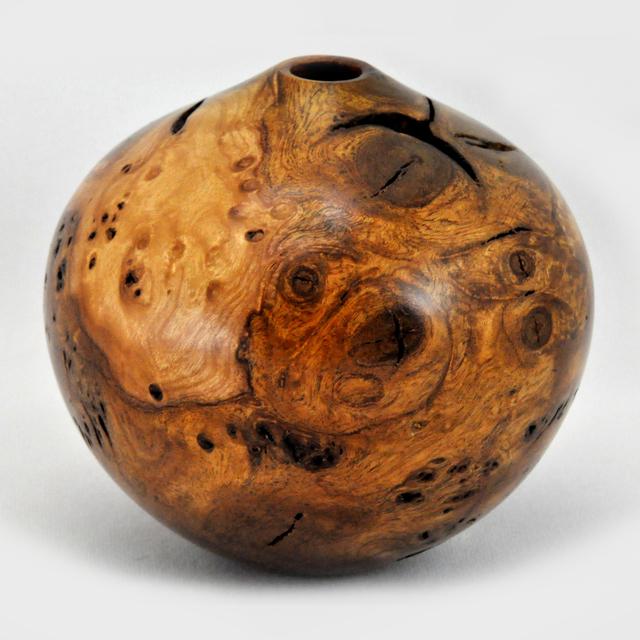 , 'Olive Burl vessel,' 2019, Wood Symphony Gallery
