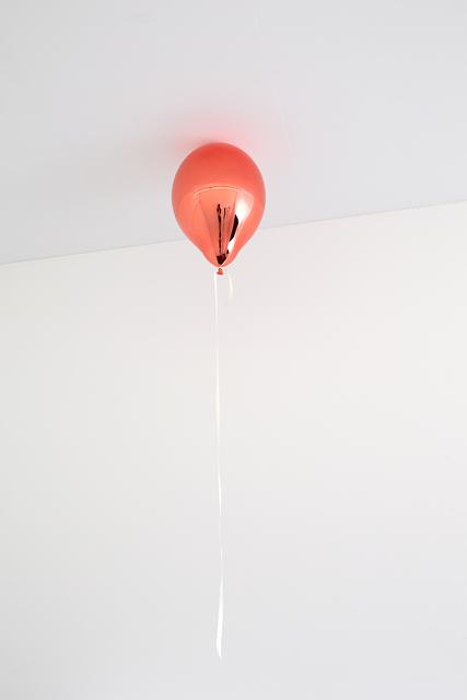 , 'Red Balloon (medium),' 2017, Galleri Nicolai Wallner