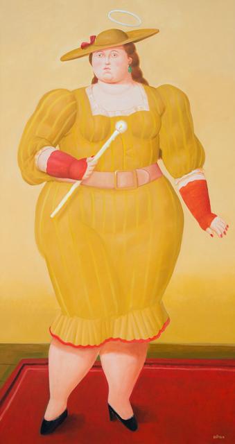 , 'The Saint,' 2017, David Benrimon Fine Art
