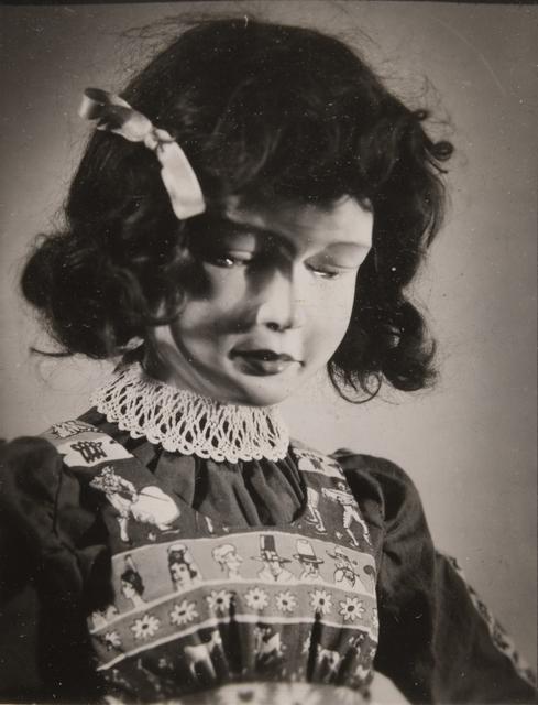 Morton Bartlett, 'Untitled (Doll's Head)', ca. 1950, Andrew Edlin Gallery