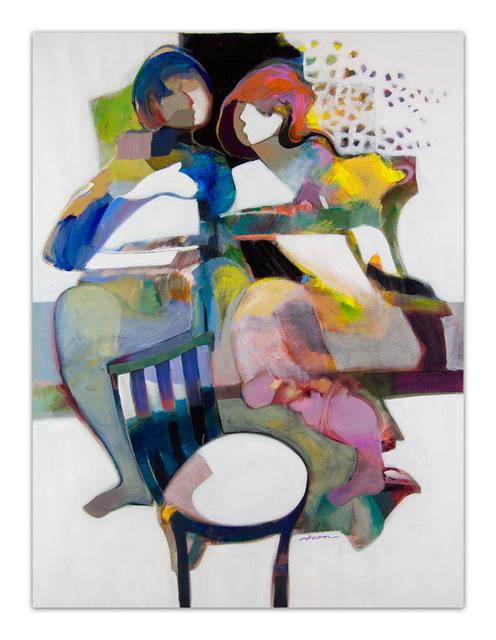 , 'Attention,' 2016, Avran Fine Art