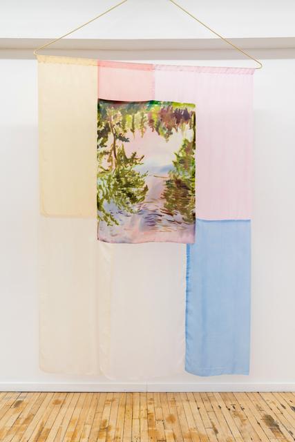 Lauren Luloff, 'Pale Reflection, Chatham', 2018, Projet Pangée