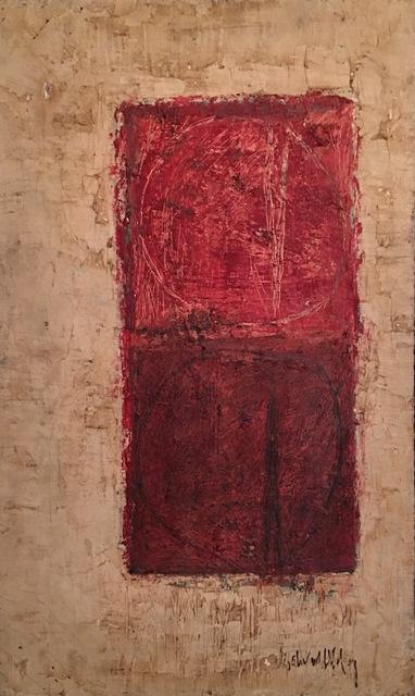 Zahoor ul Akhlaq, 'untitled ', Painting, Oil on canvas, Eye For Art Houston