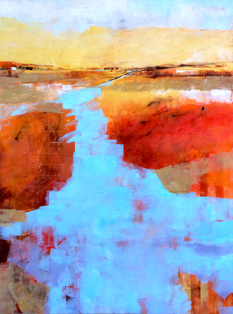 , 'Overflowing with Joy, Napa Vineyard Series,' 2019, Artsivana Contemporary