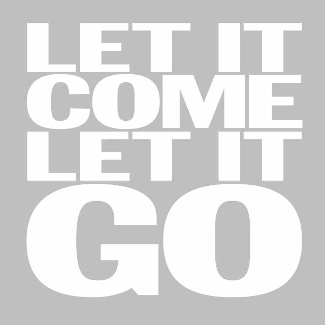 John Giorno, 'Let it Come, Let it Go', 2017, Swiss Institute