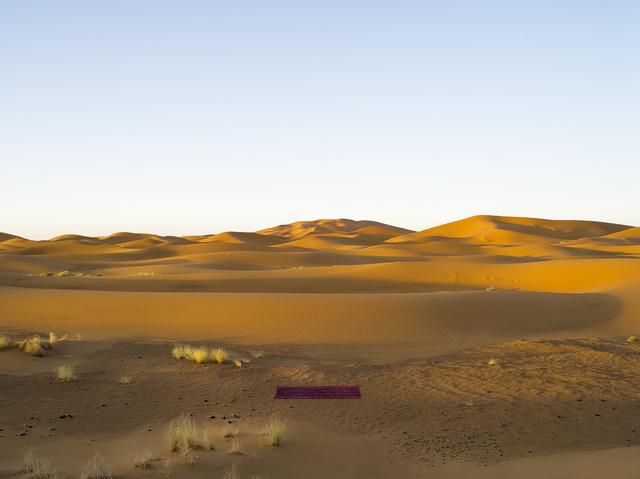 , 'Tapete Sahara,' 2014, GE Galería