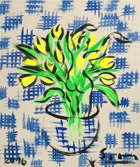 , 'Bouquet ,' 2016, Galerie Kellermann