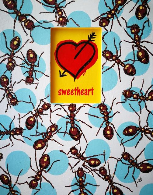 , 'SWEETHEART ,' 2017, Art Eye Gallery