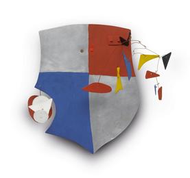 Alexander Calder, 'Shield,' 1976, Sotheby's: Contemporary Art Day Auction