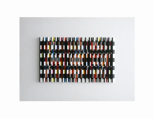 Yaacov Agam, 'Espace X 9', 1995, Caiman Contemporary