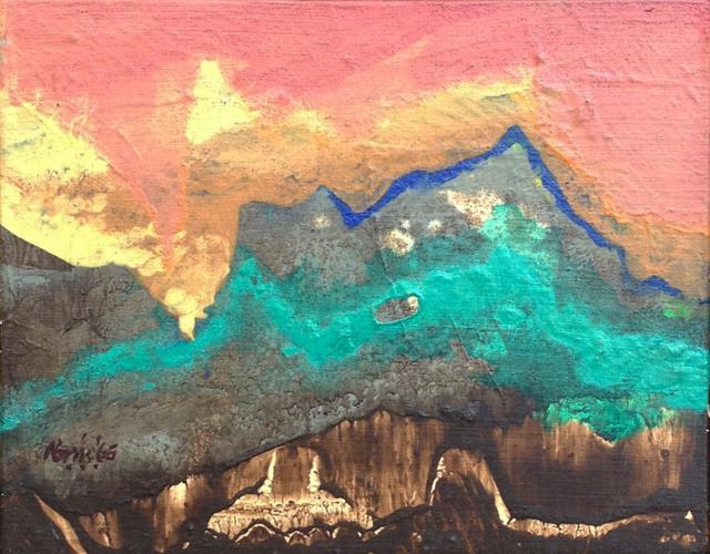, 'Presumed Landscape I,' 1965, Childs Gallery
