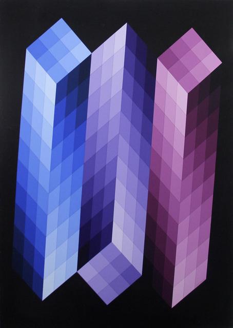 Victor Vasarely, 'Tsoda', 1968, Diane Rosenstein