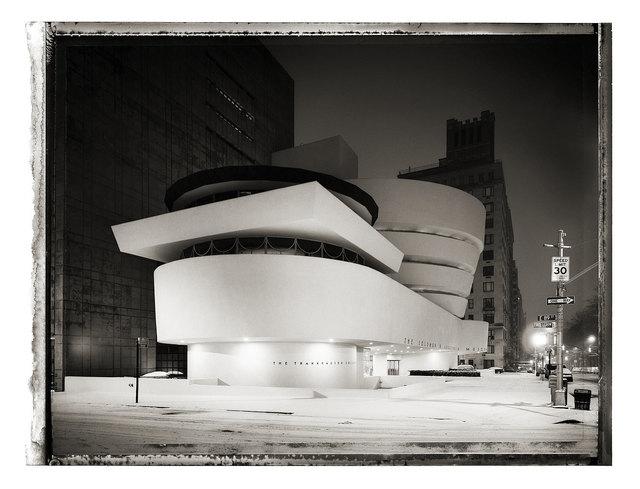 , 'Solomon R. Guggenheim Museum, New York,' 2009, Ira Stehmann Fine Art Photography