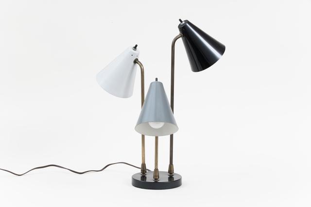 , 'Three-arm Desk Lamp,' ca. 1950, Patrick Parrish Gallery