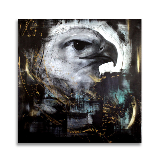 , 'Eagle,' 2016, Station 16 Gallery