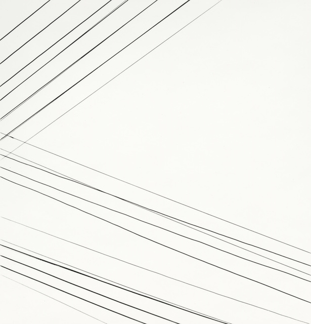 , 'Telephone Wires,' 1960s, Pace/MacGill Gallery