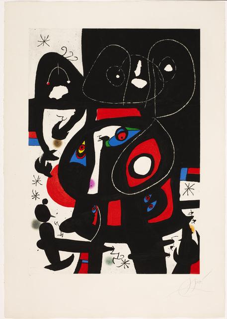 Joan Miró, 'La métamorphose', 1978, Marlborough