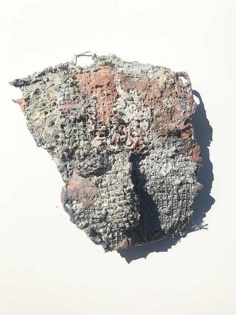 , 'Moon Objects: Crust,' 2020, SHIM Art Network