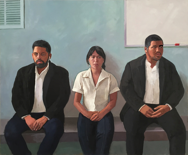 Dan McCleary, 'Trouble', 2019, Craig Krull Gallery