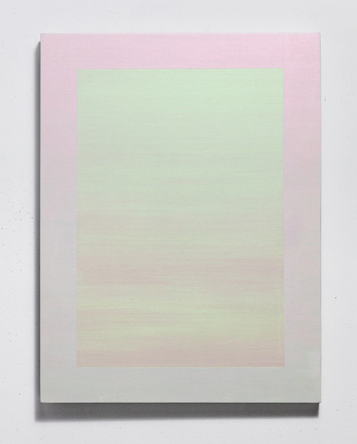 , 'Interference (violet-emerald),' 2018, K. Imperial Fine Art