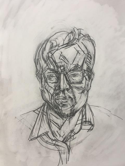 , 'Head, SP 3,' 2019, Bowery Gallery