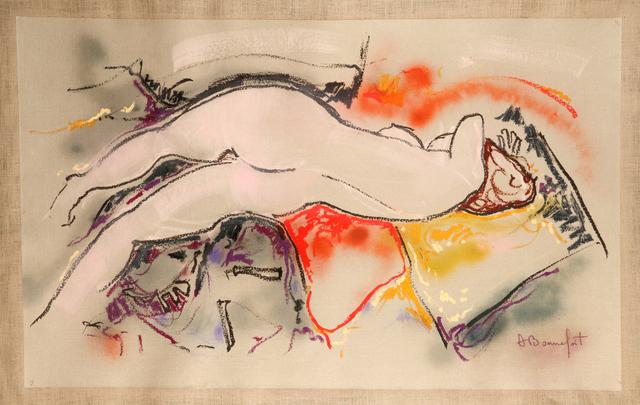 Alain Bonnefoit, 'Entirement,' 2014, Galleria Ca' d'Oro