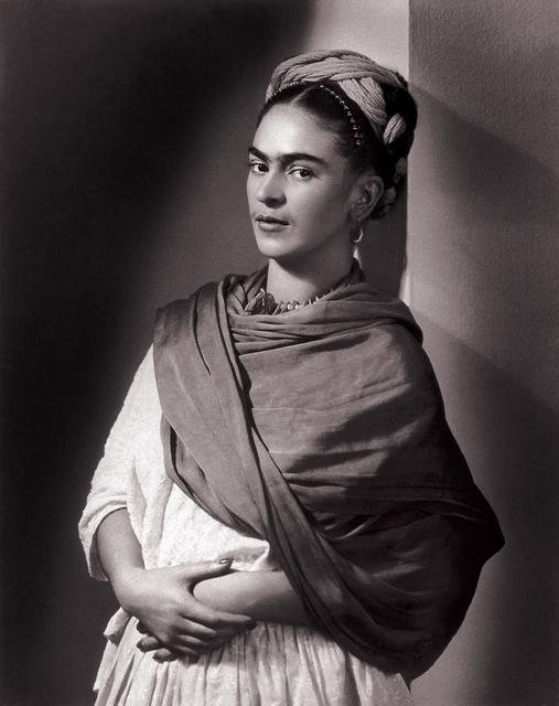 , 'Frida Kahlo, The Breton Portrait,' 1939, Matthew Liu Fine Arts