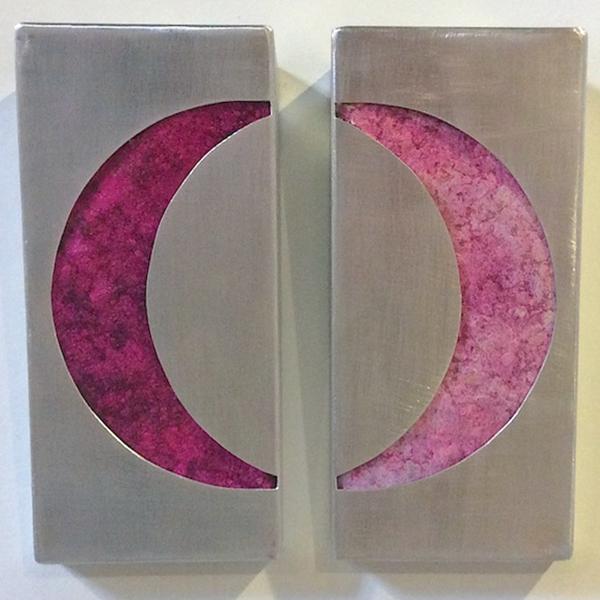 , 'Pink Moon,' ca. 2015, Lanoue Gallery