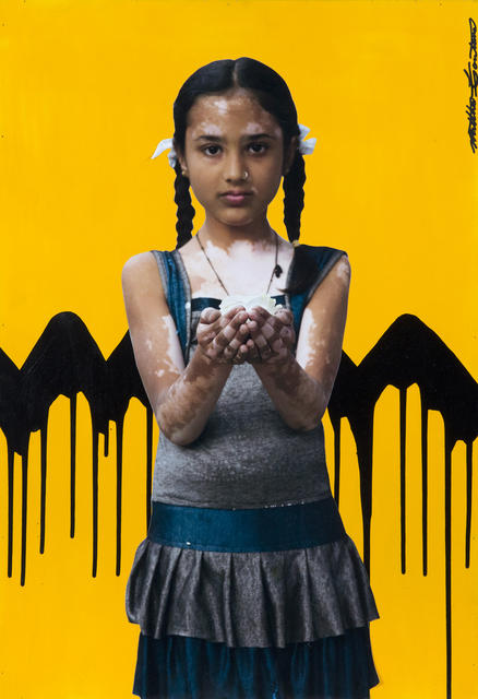 Matty Fontana, 'Peace In 10,000 Hands', 2013, Julien's Auctions