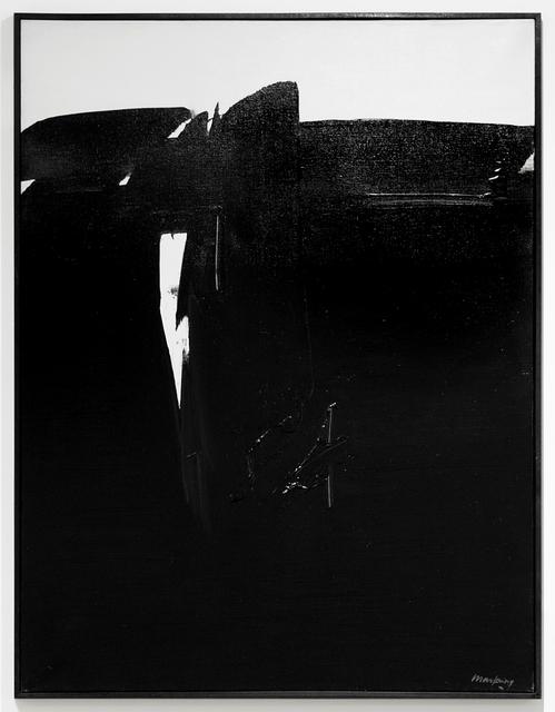 André Marfaing, 'Août 72-40', 1972, Phosphorus & Carbon