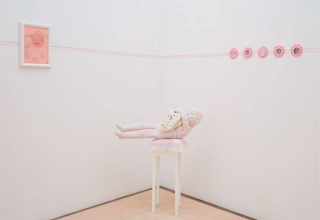 , 'La niña,' 2011, neebex