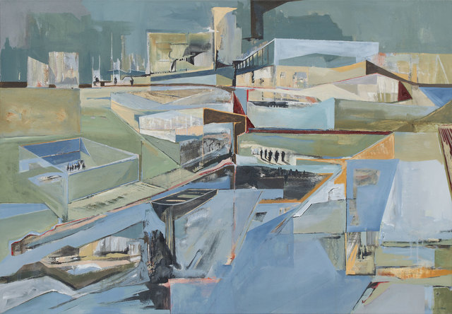 , 'The Boat,' 2016, Owen Contemporary