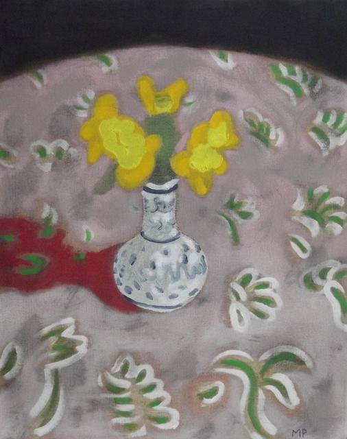 , 'Daffodils,' 2016, Tayloe Piggott Gallery