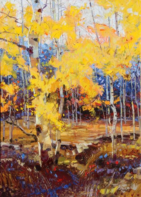 , 'Warmth of Autumn,' 2016, Trailside Galleries