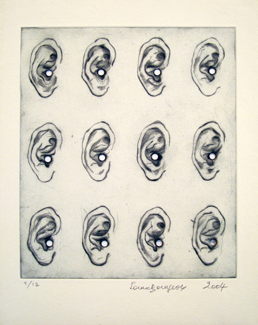, 'Ears,' 2004, Marlborough Gallery