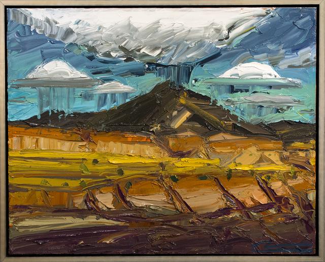 , 'Abiquiu Series III,' 2016, Blue Rain Gallery
