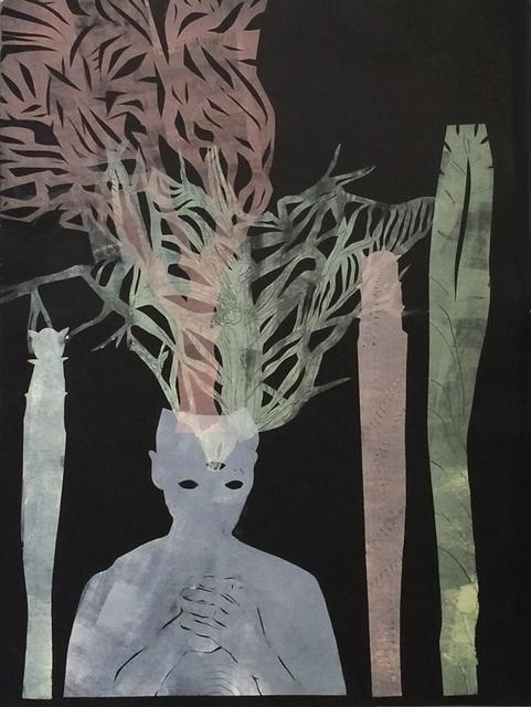, 'Dharmic Wisdom,' 2017, Deep Space Gallery