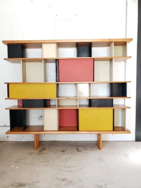 Charlotte Perriand, 'Mexique Biblioteque, Bookcase', 1952, Jeff Lincoln Art+Design