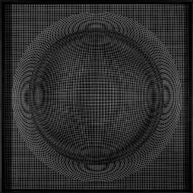, 'Esfera de Nucleo Espacial,' 2014, RGR+ART
