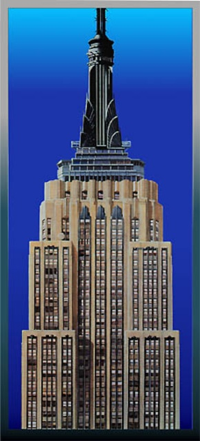 , 'Empire State Building,' 1997, Alpha 137 Gallery