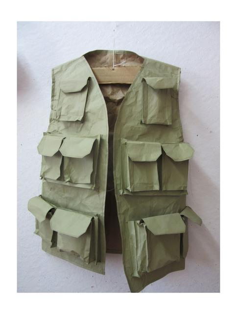 , 'Fishing Vest ,' 2018, Friesen Gallery