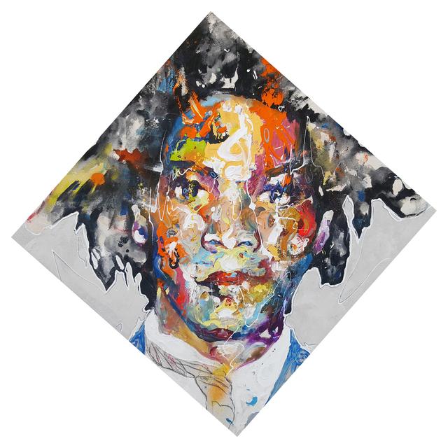 Danny O'Connor, 'Basquiat', 2017, Villa del Arte Galleries