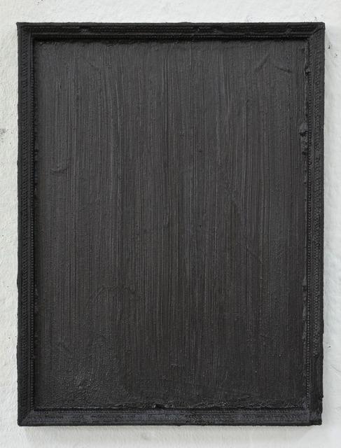 , 'Black painting,' 2012, Mai 36 Galerie