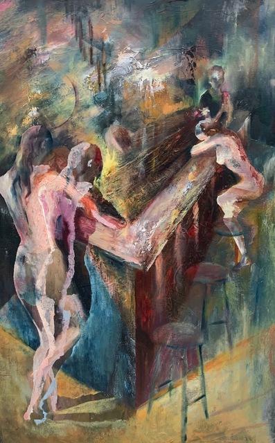 Ru Knox, '2am', Cynthia Corbett Gallery