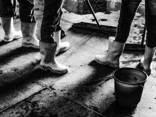 , 'Boots in Rio de Janeiro,' 2014, Milk Gallery